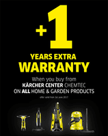 Karcher WV2 WindowVac Black Edition - Buy direct at a great price